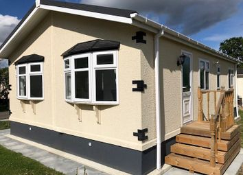Thumbnail 2 bed mobile/park home for sale in The Oaks Park, Horsham Road, Beare Green, Dorking