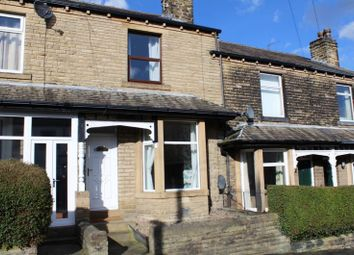 Thumbnail 2 bed terraced house for sale in Victoria Terrace, Gomersal, Cleckheaton