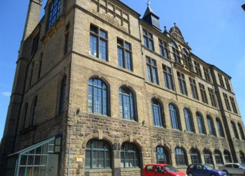 Thumbnail 1 bed flat to rent in Flat 1 Byron Halls, Bradford