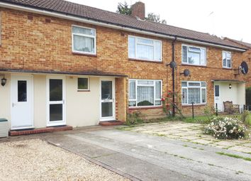 Thumbnail 3 bed terraced house to rent in Finch Road, Earley, Reading
