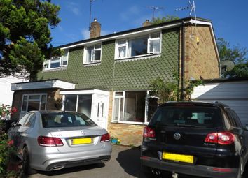 Thumbnail 3 bed semi-detached house for sale in Chapel Road, West End, Southampton