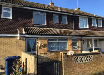 Thumbnail 3 bed terraced house for sale in Crowberry Road, Oxford