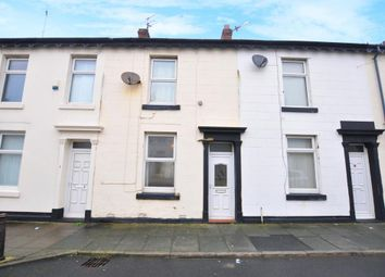Thumbnail 2 bedroom terraced house to rent in Grafton Street, Blackpool, Lancashire