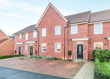 Thumbnail 4 bed terraced house for sale in Grasshopper Drive, Warton, Preston