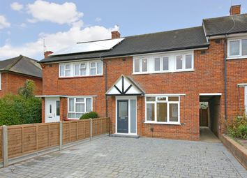 Thumbnail 3 bed terraced house for sale in Morpeth Avenue, Borehamwood
