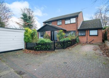 Thumbnail 4 bed detached house for sale in Quakers Close, Hartley, Longfield