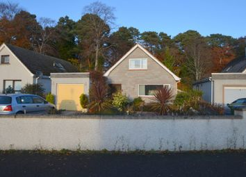 Thumbnail 4 bed detached house for sale in 60 Beech Avenue, Nairn