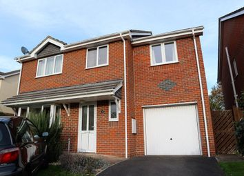 Thumbnail 4 bed property to rent in Thistle Close, Highcliffe, Christchurch
