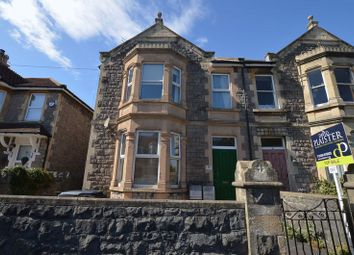Thumbnail 2 bedroom flat for sale in Severn Avenue, Weston-Super-Mare