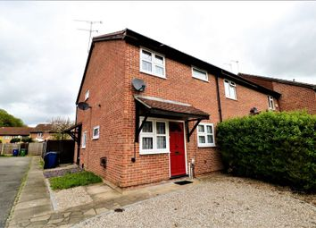 Thumbnail 1 bed end terrace house to rent in Pagette Way, Badgers Dene, Grays