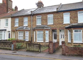 Thumbnail 2 bedroom terraced house for sale in Hamilton Road, Deal