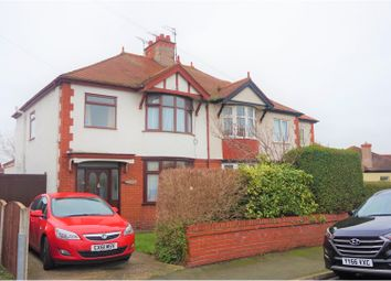Thumbnail 3 bed semi-detached house for sale in Handsworth Crescent, Rhyl