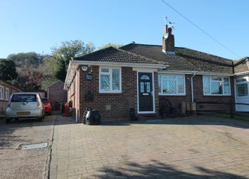 Thumbnail 3 bed semi-detached bungalow for sale in Downside Avenue, Findon Valley