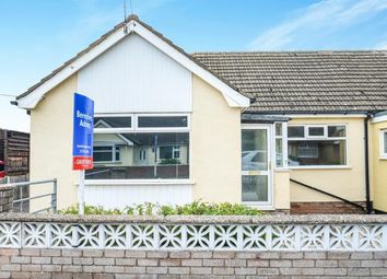 Thumbnail 2 bed bungalow for sale in Roseview Crescent, Kinmel Bay, Rhyl, Conwy