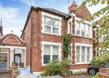 Thumbnail 4 bed flat for sale in Blenheim Gardens, Willesden Green, London