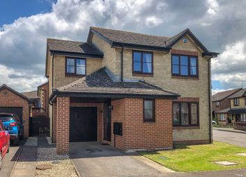 Thumbnail 4 bed detached house for sale in French Laurence Way, Chalgrove