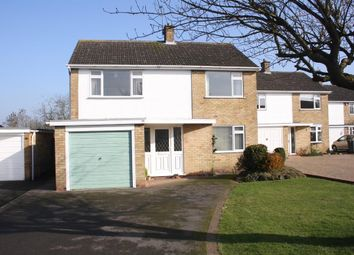 Thumbnail 4 bed detached house to rent in Stoneygate Drive, Hinckley