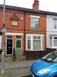 Thumbnail 2 bed terraced house for sale in Marstown Avenue, Wigston, Leicester