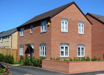 Thumbnail 3 bed detached house for sale in Chalfont Drive, Nottingham