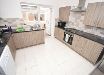 Thumbnail 4 bed terraced house for sale in Woodhill, Spinney Hill, Leicester