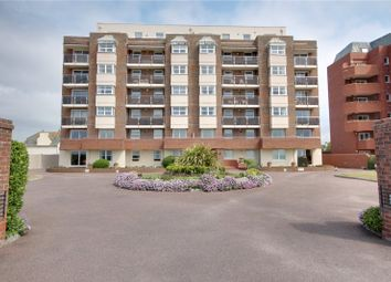 Thumbnail 3 bed flat for sale in Regis Court, West Parade, Worthing, West Sussex