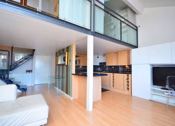 Thumbnail 2 bed flat to rent in Manhattan Building, Bow Quarter