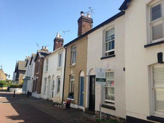 Thumbnail 2 bed terraced house to rent in Fountain Street, Whitstable, Kent