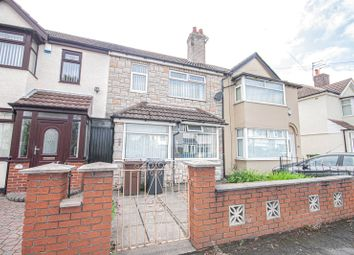 Thumbnail 2 bedroom terraced house for sale in Amos Avenue, Litherland