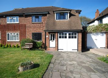 Thumbnail 3 bedroom semi-detached house to rent in The Gardens, Beckenham