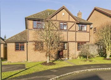 Thumbnail 4 bed detached house for sale in Bunbury Way, Epsom, Surrey