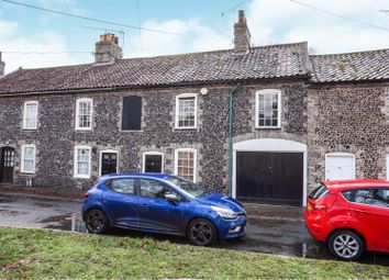 Thumbnail 3 bed terraced house for sale in Castle Street, Thetford