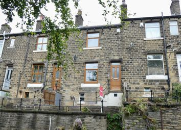 2 bed terraced house for sale in Vicarage Road, Longwood, Huddersfield HD3