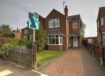 Thumbnail 4 bed semi-detached house for sale in Eastfield Road, Western Park, Leicester