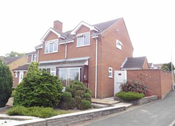 Thumbnail 4 bedroom detached house for sale in Thurlaston Lane, Earl Shilton, Leicester