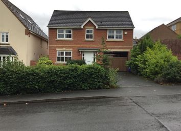 Thumbnail 4 bed detached house for sale in Chillington Way, Norton Park, Stoke-On-Trent
