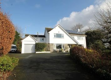 Thumbnail 5 bed detached house for sale in Thornhill Way, Plymouth