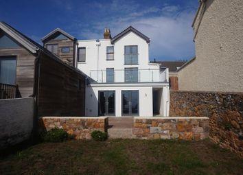 Thumbnail 4 bed property for sale in La Route De St. Aubin, St. Helier, Jersey