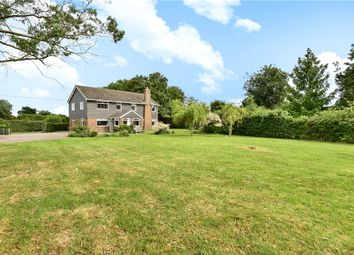 Thumbnail 4 bed detached house for sale in School Lane, Bentley, Farnham, Hampshire
