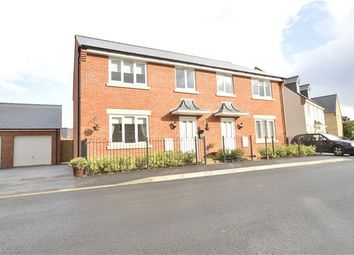 Thumbnail 4 bed semi-detached house for sale in Sapperton Drive, Bishops Cleeve