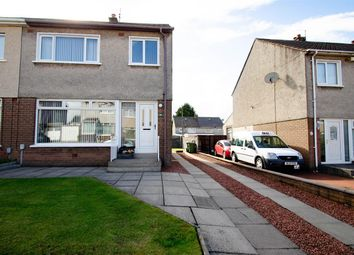 Thumbnail 3 bed semi-detached house for sale in Cayton Gardens, Baillieston, Glasgow