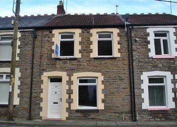Thumbnail 2 bed terraced house for sale in Bristol Terrace, Brithdir, New Tredegar