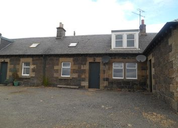 Thumbnail 3 bed terraced house to rent in Halhill Farm Cottage, Collessie, Fife
