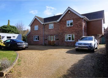 Thumbnail 5 bed detached house for sale in Church Hill, Ipswich
