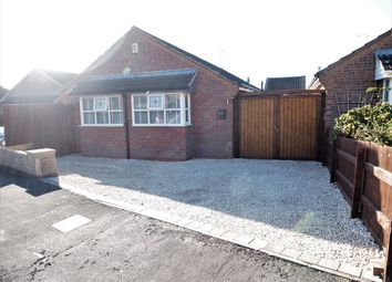 Thumbnail 2 bed bungalow for sale in Long Grey, Fleckney, Leicester