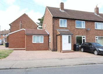 Thumbnail 4 bed semi-detached house to rent in Newton Drive, Framwellgate Moor, Durham