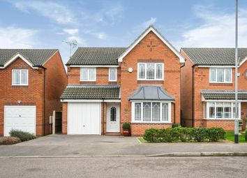 Thumbnail 4 bed detached house for sale in St. James Gardens, Mansfield Woodhouse, Mansfield, Nottinghamshire