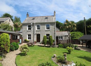 Thumbnail 4 bed cottage for sale in Trethowel, St. Austell
