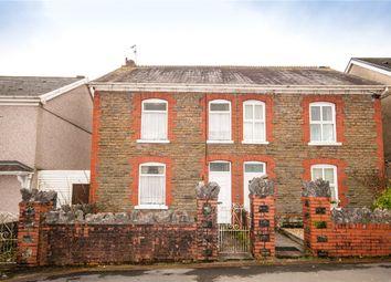 Thumbnail 3 bed semi-detached house for sale in School Road, Gurnos Lower Cwmtwrch, Swansea