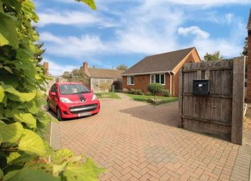 Thumbnail 3 bed bungalow for sale in Burnaby Close, Brampton, Huntingdon, Cambridgeshire