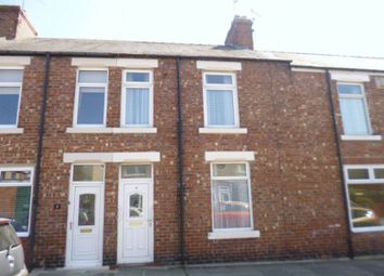 Thumbnail 3 bed terraced house for sale in Ravensworth Avenue, Bishop Auckland